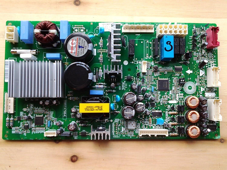 LG EBR74796471 LG-EBR74796471 PCB Assembly,Main Green