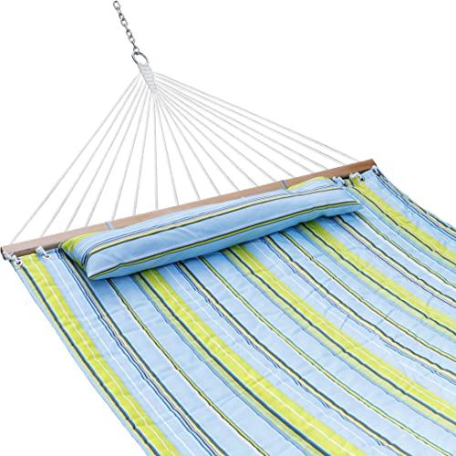 ZENY Hammock Quilted Fabric Double Hammock