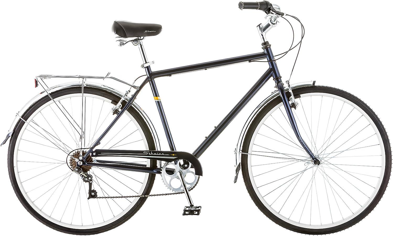 Schwinn Wayfarer bicicleta híbrida para hombre: Amazon.es ...