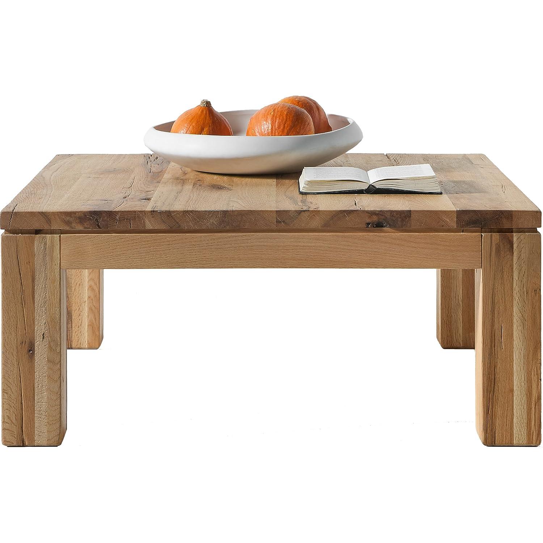 Sit Möbel 8691-01 Samson Balkeneiche Couchtisch - 140x90x40cm