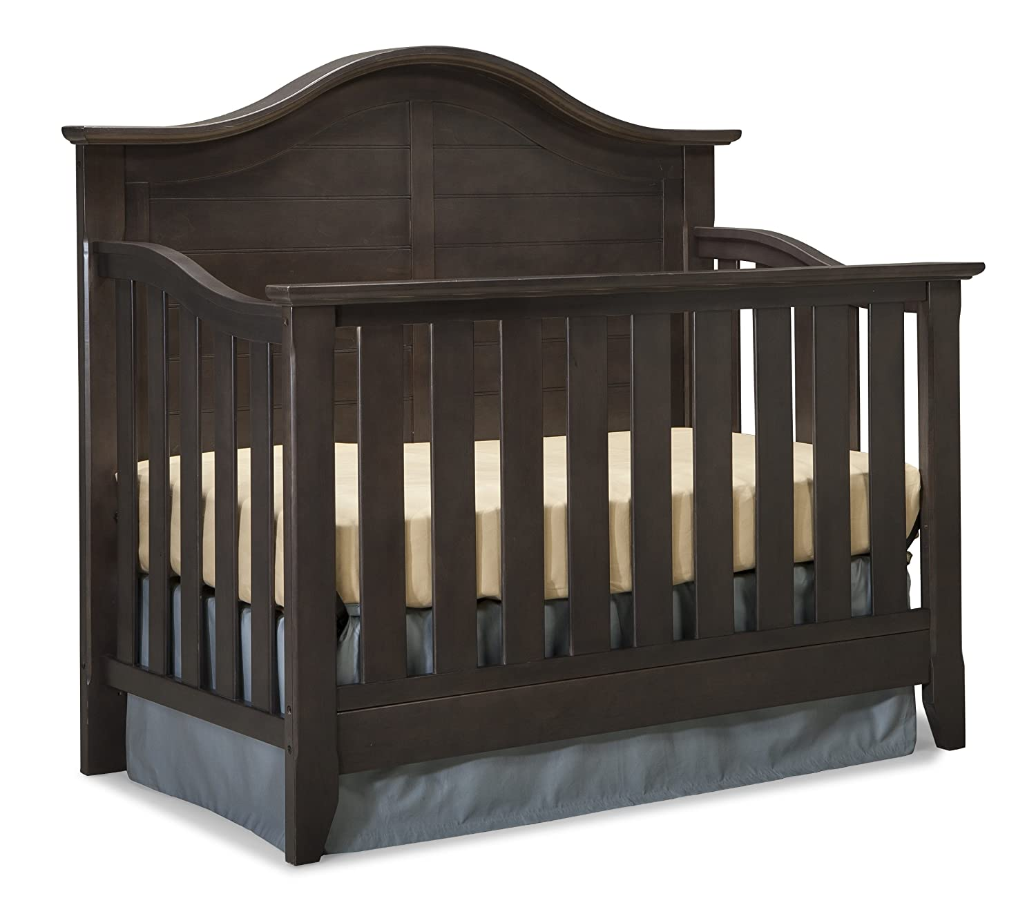 Wonderful Amazon.com : Thomasville Kids Southern Dunes Lifestyle 4 In 1 Convertible  Crib, Espresso : Baby