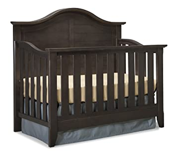 Charmant Thomasville Kids Southern Dunes Lifestyle 4 In 1 Convertible Crib,  Espresso, Easily