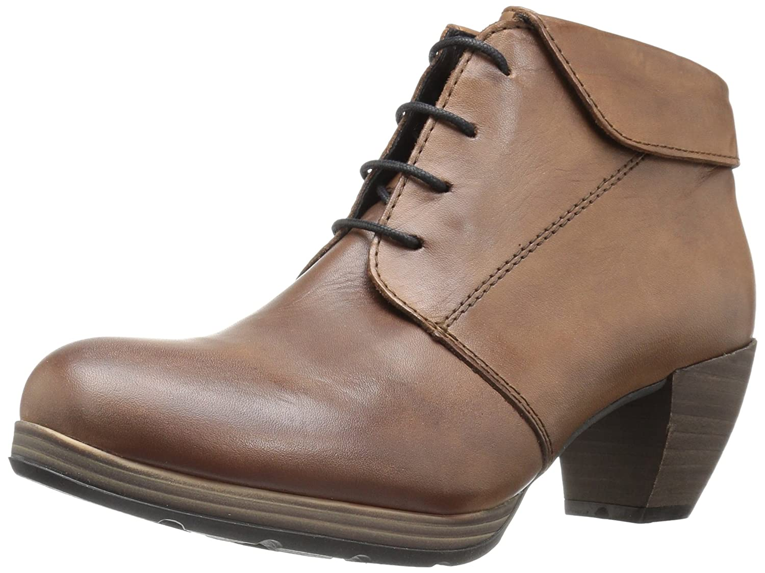 Wolky Comfort Boots 07983 Jacquerie B01CITMUW6 37 M EU / 5.5-6 B(M) US|Cognac Mighty Greased
