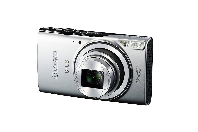 Canon IXUS 275 HS Compact Digital Camera - Silver: Amazon.co.uk: Camera &  Photo