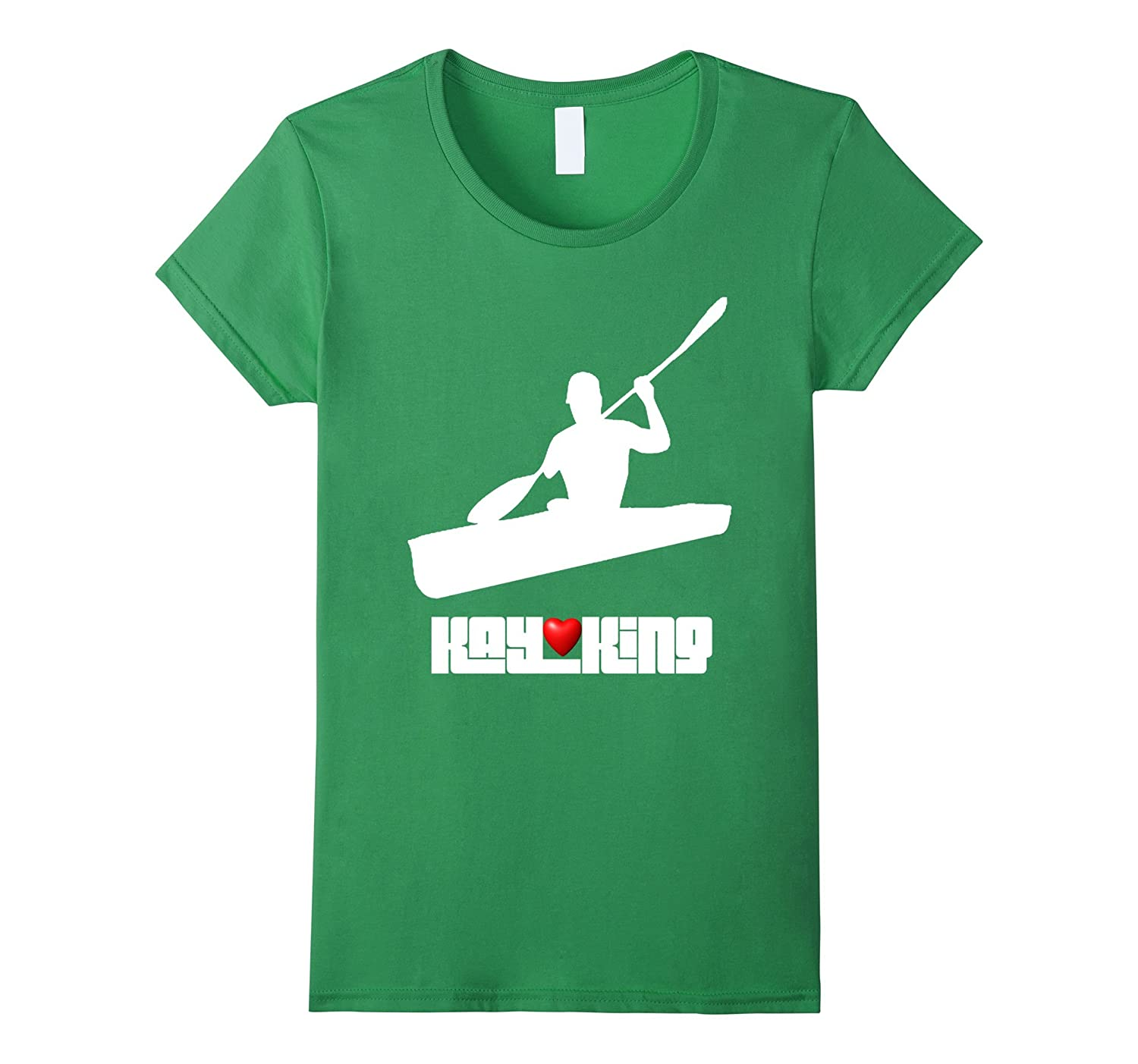 Kayaking T Shirt Kayak T-Shirt Canoeing Tee River Canoe Tee