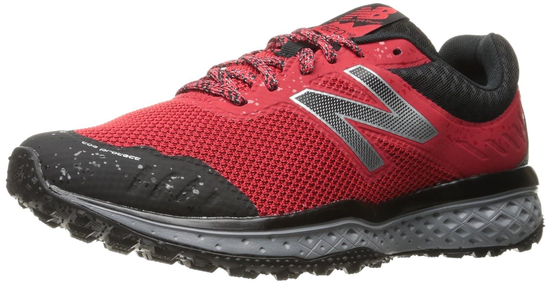 New Balance Men's Cushioning 620v2 Trail Running Shoe B01LZ9DY8Q 8 4E US|Aipha Red/Black