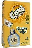 Pineapple Crush Sugar Free Singles to Go! Box of 6 Packets