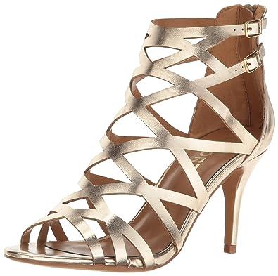 bb56e0a40904d5 Report Women s Kareena Dress Sandal Gold 6 ...