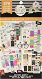 me & my BIG ideas Sticker Value Pack - The Happy Planner Scrapbooking Supplies - All in A Season Theme - Multi-Color & Gold Foil - Great for Projects & Albums - 30 Sheets, 876 Stickers Total