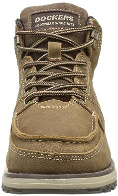 Dockers by Gerli 39TI007, Bottes Classiques Homme,Beige (Stone 420), 45 EU: : Chaussures et Sacs