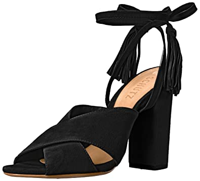 dd11c8ed78ab Amazon.com  SCHUTZ Women s Damila Dress Sandal  Shoes