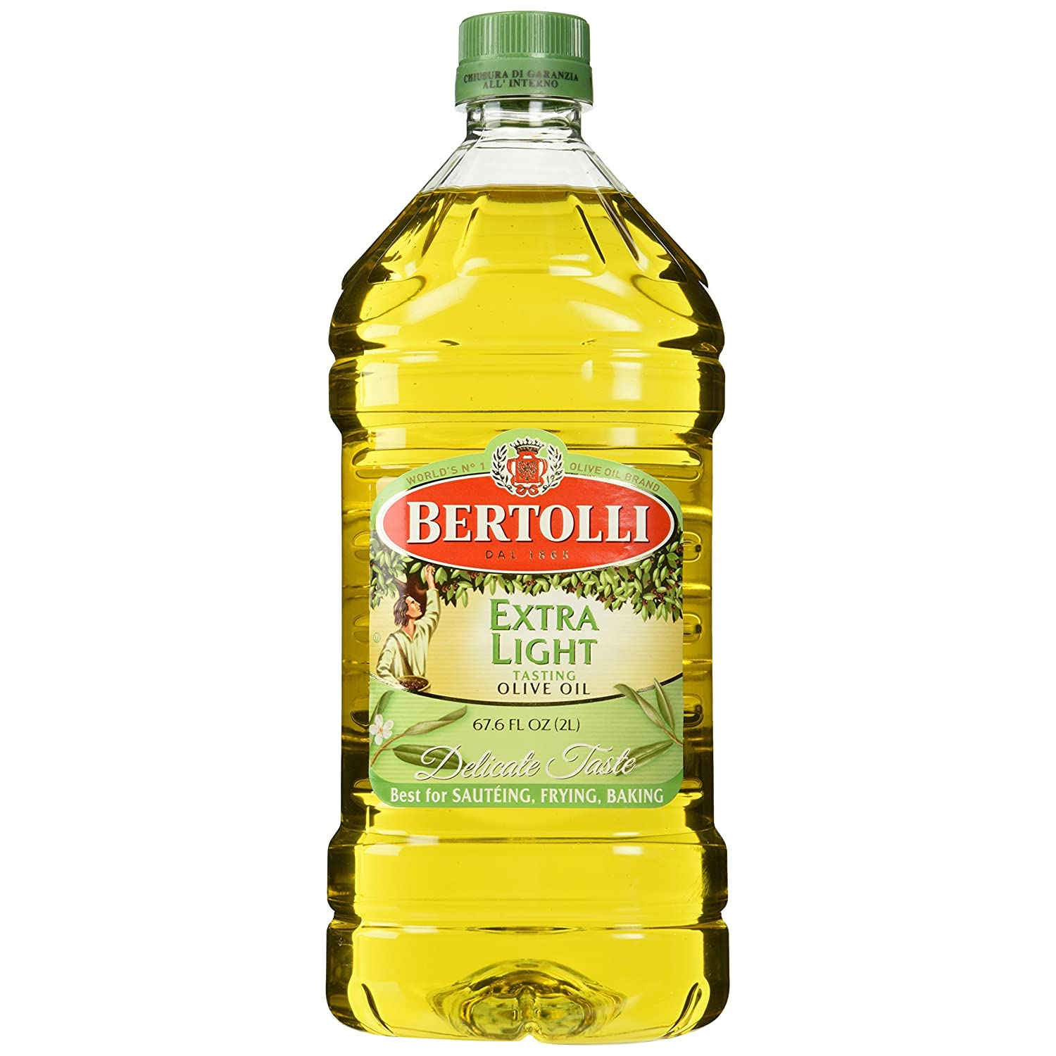 Bertolli Extra Light Olive Oil Review