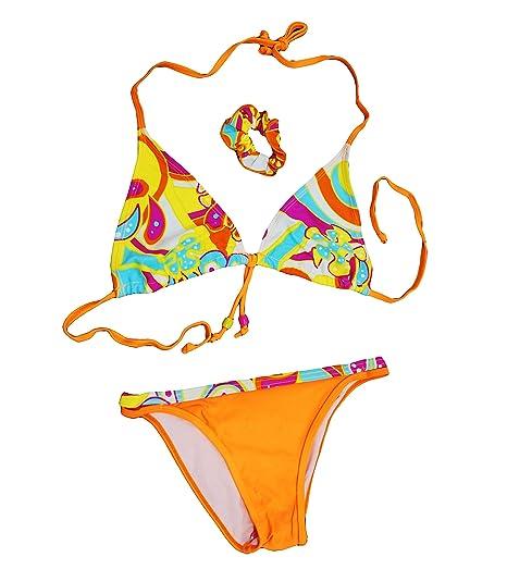acquista lusso buono sconto design popolare takestop® Costume Reggiseno Triangolo Triangolino Regolabile ...