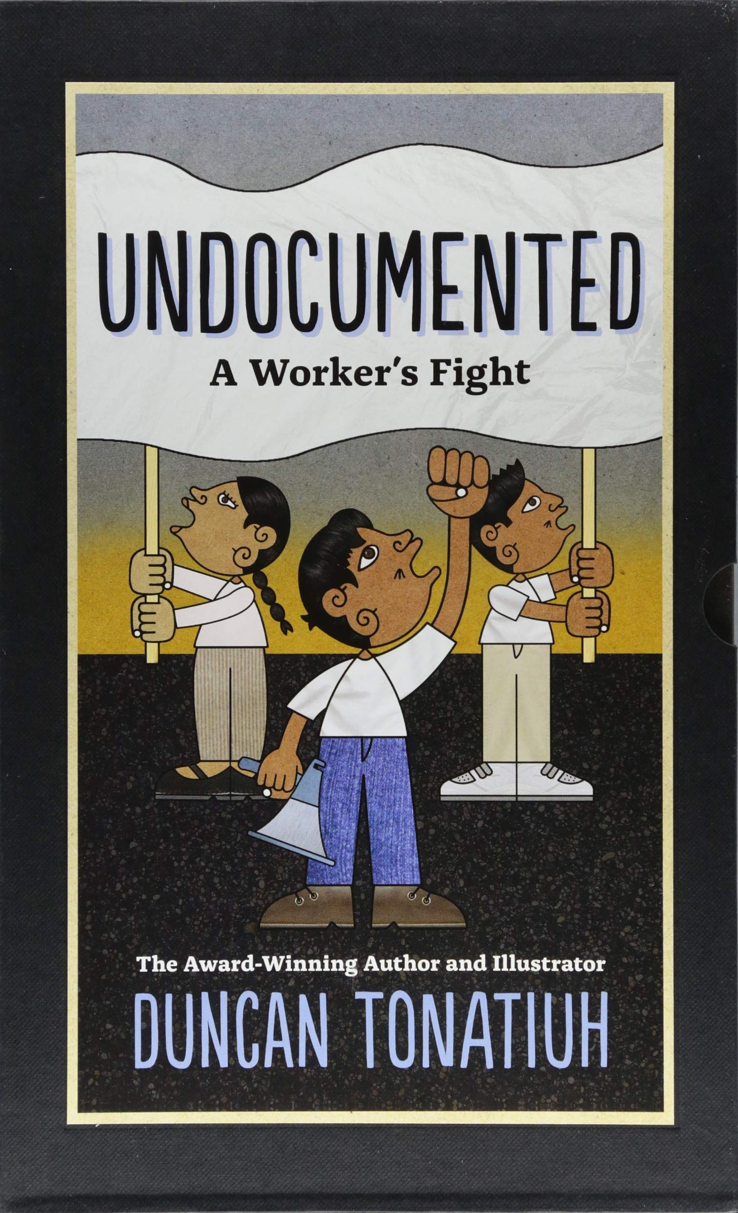 Image result for undocumented a workers fight