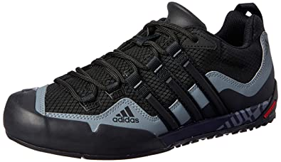 best online official supplier reasonably priced adidas Terrex Swift Solo, Mens Outdoor Cross Trainers, Black ...