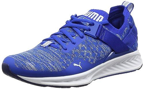 Puma Ignite Evoknit Lo, Chaussures de Running Compétition Homme