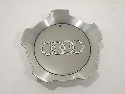 Tapacubos de aleación para Audi A6 C5 Allroad: Amazon.es: Coche y moto