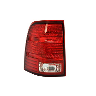Left Driver Side Tail Light Lamp for 2002-2005 Ford Explorer (excluding Sport Model) FO2800159 1L2Z13405AA - Does not Include the Bulb: Automotive