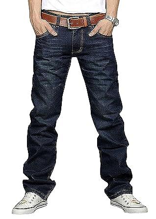 Newfacelook Men s Designer jeans Casual Denim Mens Pant Trousers F09 W30 X  L30 b1454d775
