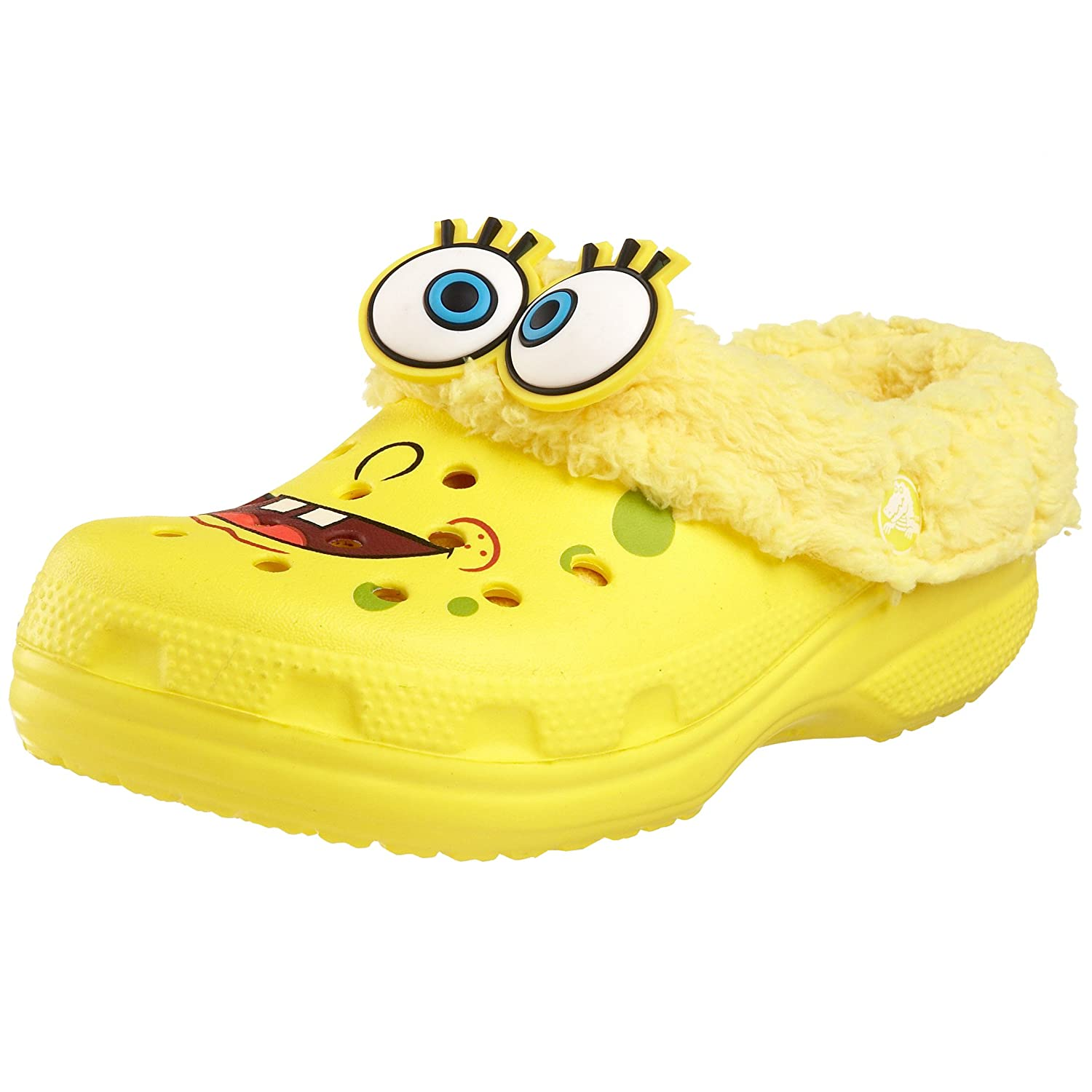 407746a1d354 Crocs Unisex Kids  Casual Yellow Size  5.5 UK-7 UK  Amazon.co.uk  Shoes    Bags