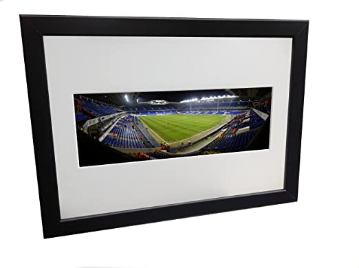 Amazon Com Kitbags Lockers White Hart Lane Panoramic 12x8 A4 Tottenham Hotspur Spurs Photo Photograph Picture Frame Poster Gift Home Kitchen