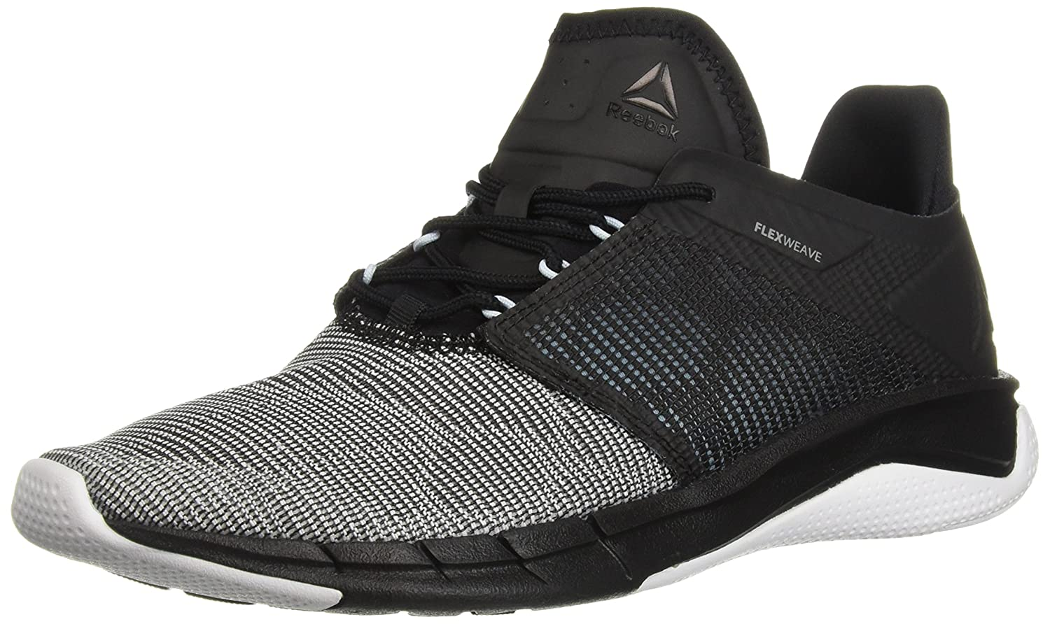 Reebok レディース B077ZC952M 7 B(M) US|Black/Dreamy Blue/White/S Black/Dreamy Blue/White/S 7 B(M) US