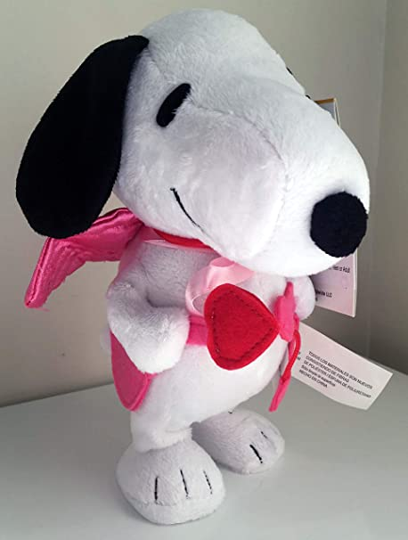 Amazon.com: Cupid Snoopy Waddler 8 Musical 2015 Peanuts Collectible Valentines Gift by Peanuts: Toys & Games
