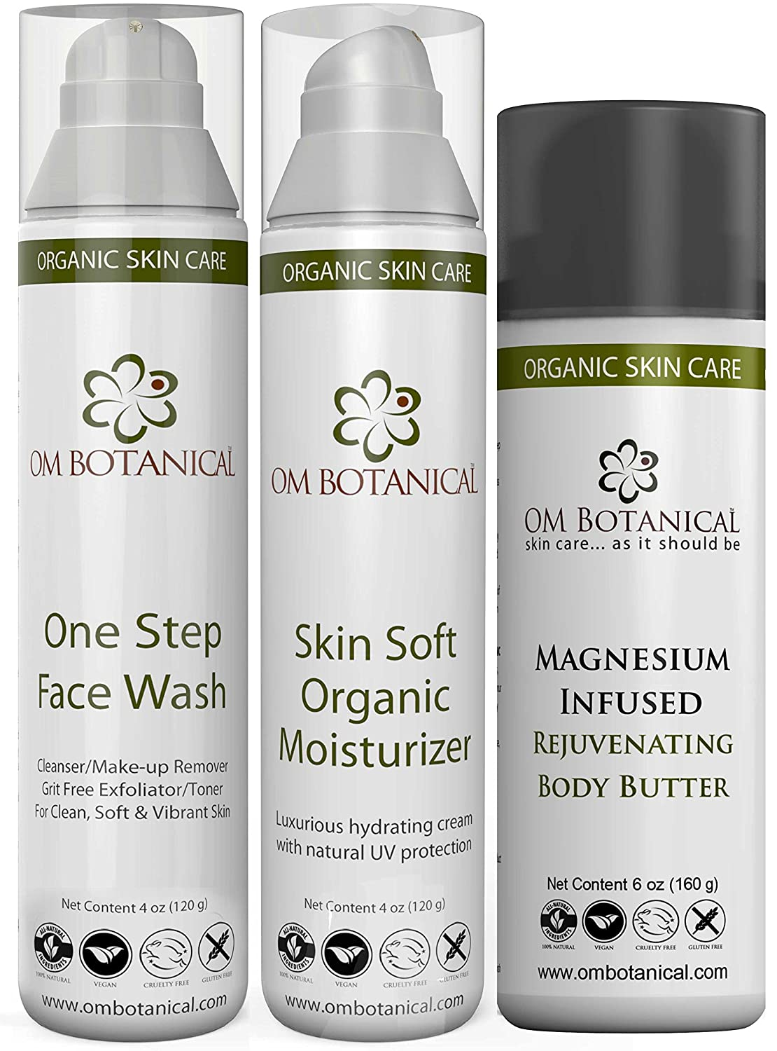 natural face wash products