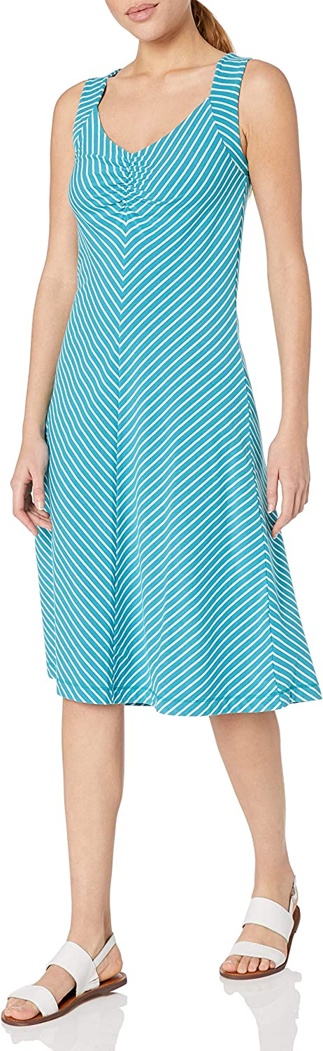 Royal Robbins Women's Active Essential Stripe Dress