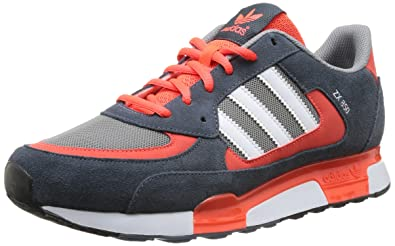 adidas Women s ZX 850 Trainers Grey Size  13 UK  Amazon.co.uk  Shoes ... eec9e8b38f3dd