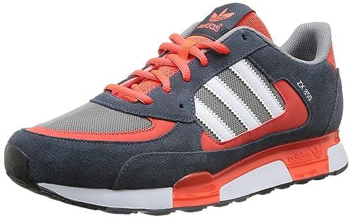 adidas ZX 850, Scarpe sportive, Uomo, Grau (Ch Solid Grey/Running