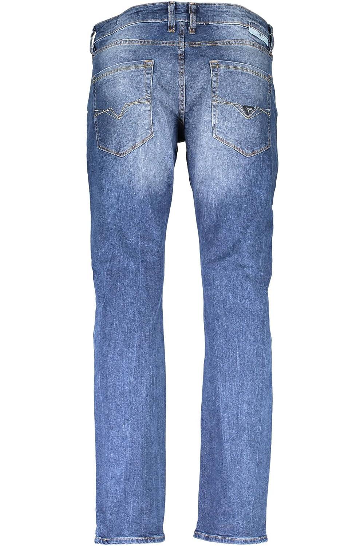 GUESS Jeans M73AS3D2NK0 Denim Jeans Hombre Azul SKLN 38 ...