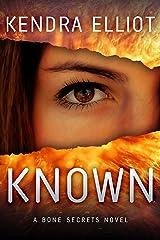 Known (A Bone Secrets Novel Book 5) Kindle Edition
