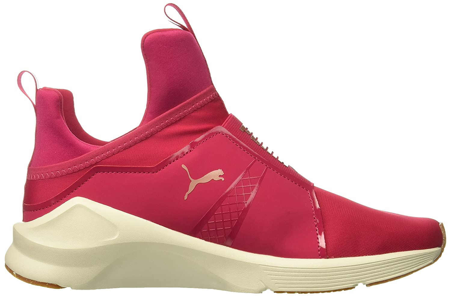PUMA Women's Fierce VR Wn Sneaker B01MRY2DKL 9.5 B(M) US|Pink Love Potion/Whisper White