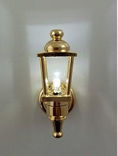 creal 2224 tischlampe schirm led mit batterie 1 12 f r puppenhaus smash. Black Bedroom Furniture Sets. Home Design Ideas