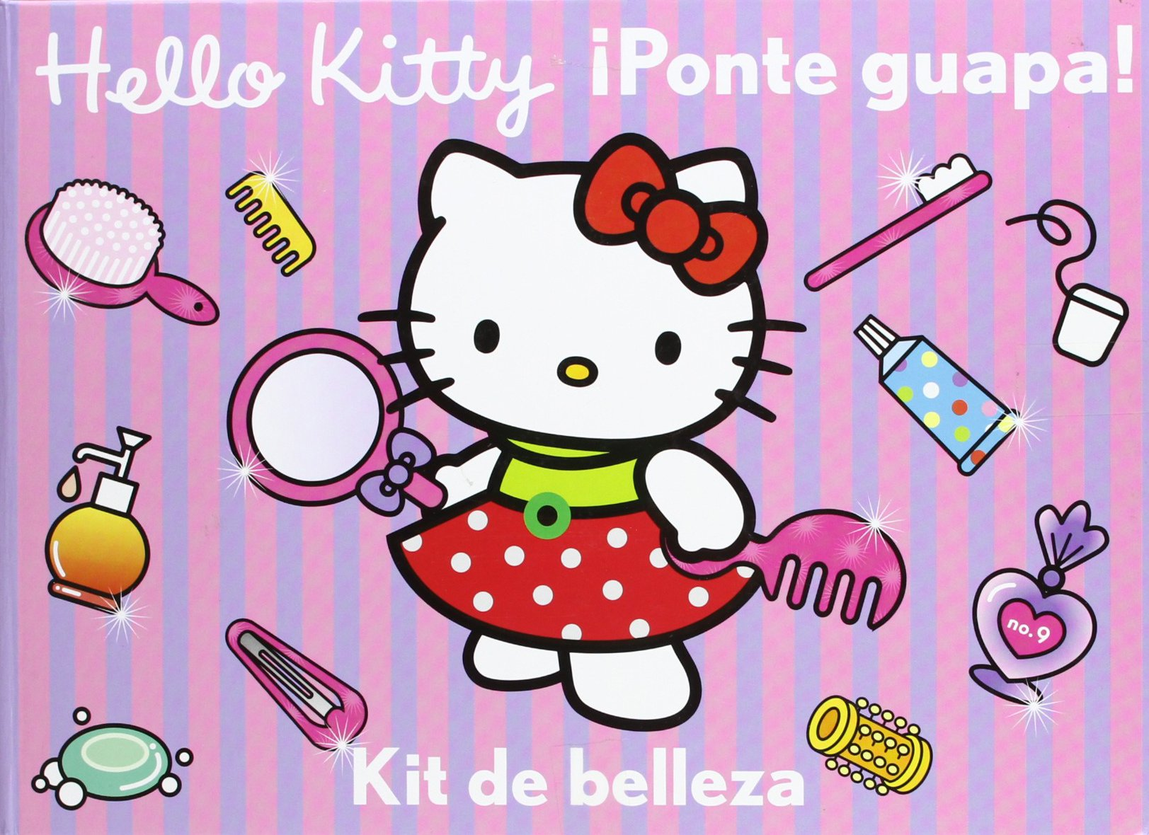 Hello Kitty. Ponte guapa (Spanish) Paperback – 2009