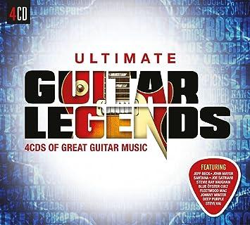 Guitar Legends: Varios: Amazon.es: Música