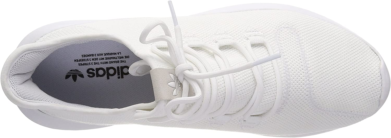 adidas Tubular Shadow, Baskets Homme Blanc Footwear White Core Black Footwear White