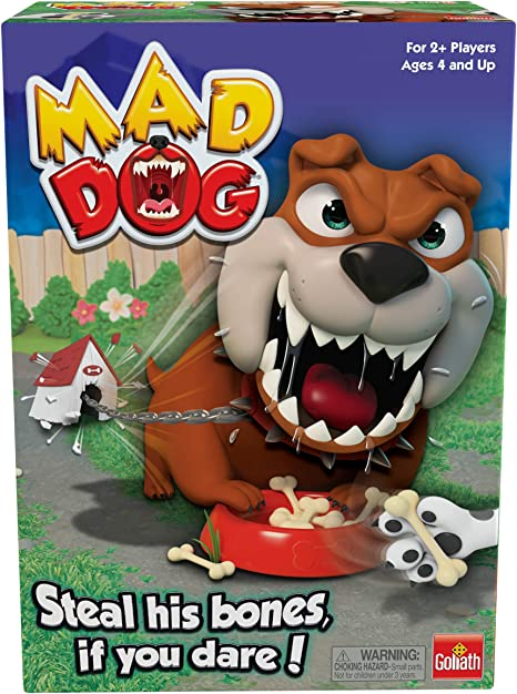 Amazon.com: Perro loco: Toys & Games