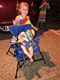 Perfect chair for little ones at the beach, ballpark, camping, etc...