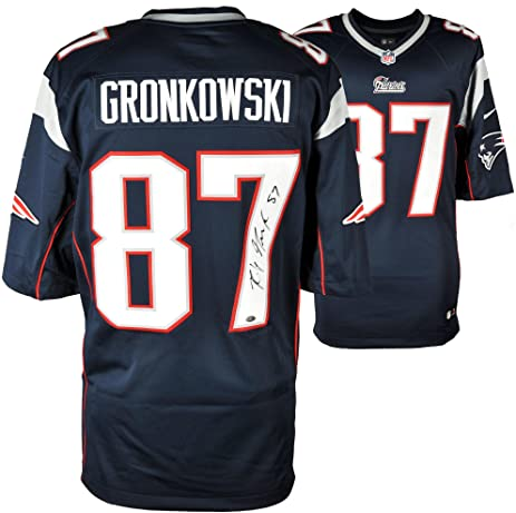 rob gronkowski replica jersey