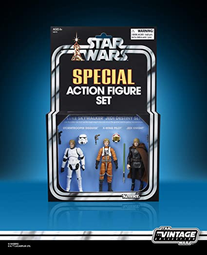 """Hasbro® STAR WARS™ Special 3 PK Cave of Evil The Vintage Collection 3.75/"""""""