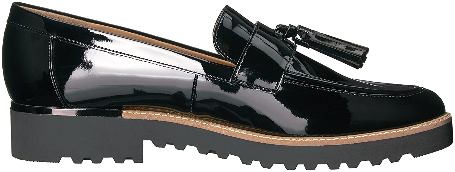 cb4add09b80 Franco Sarto Women s Carolynn Loafer Flat  Buy Online at Low Prices in  India - Amazon.in