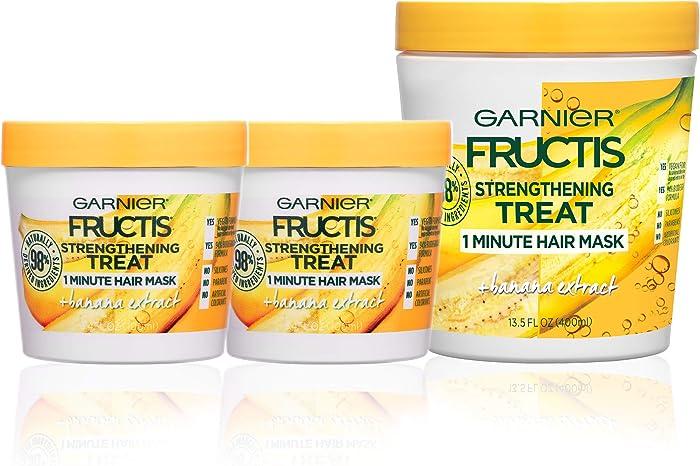 Top 8 Garnier Banana Hair Food