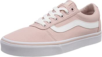 055e4558ca Vans Women s Ward Canvas Low-Top Sneakers