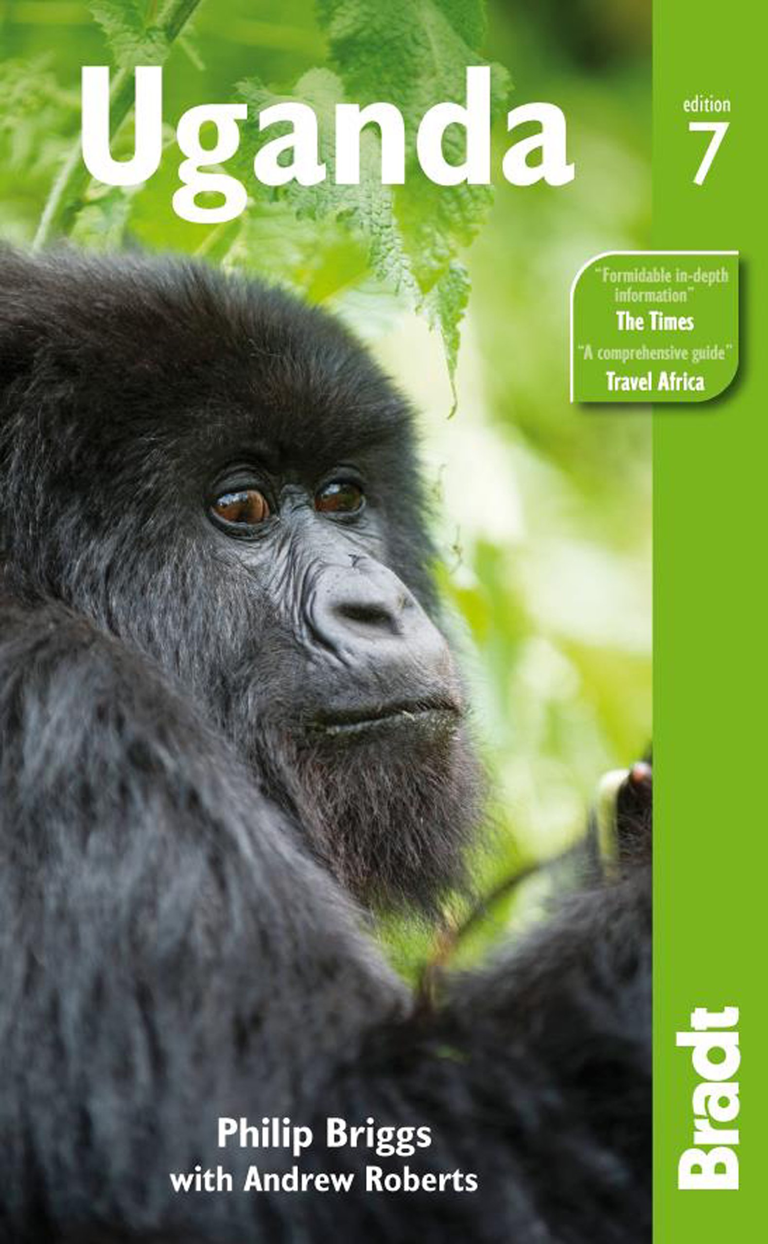 Uganda, 7th (bradt Travel Guide): Philip Briggs, Andrew Roberts:  9781841624679: Amazon: Books