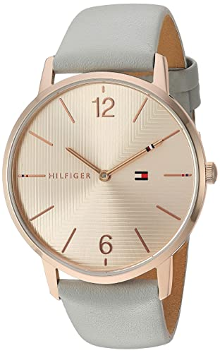 Amazon.com: Tommy Hilfiger 1781975 - Reloj analógico de ...