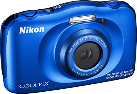 Nikon - Coolpix W150 Cámara Digital compacta: Amazon.es ...