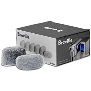 Breville Replacement Charcoal Filter, Set of 12