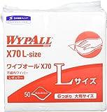 クレシア ワイプオールX70 Lサイズ 6つ折り 60374